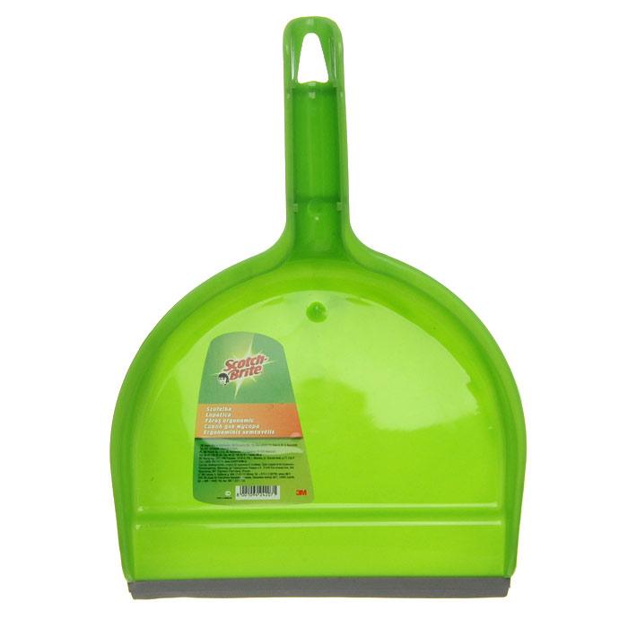 Совок для мусора Scotch-BriteDE272959037Совок Scotch-Brite, изготовленный из прочного полипропилена, предназначен для уборки мусора. Совок оснащен эргономичной ручкой и разъемом для крепления на ручке щетки. Резиновая кромка у совка облегчает уборку мелкого мусора и пыли. Отверстие на ручке совка позволит повесить его в любом месте. Характеристики: Материал: полипропилен, стирол бутадиеновый полимер. Ширина рабочей поверхности: 20,5 см. Длина ручки: 11,5 см. Производитель: Италия. Артикул: DE272959037.