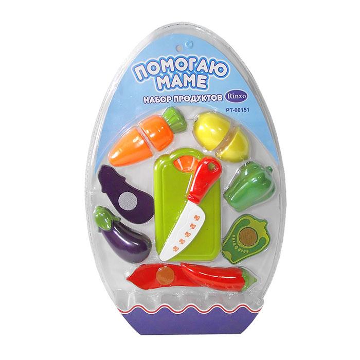 Rinzo Игровой набор Помогаю Маме Набор продуктов