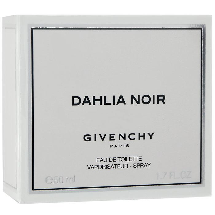 Givenchy DAHLIA NOIR Туалетная вода, женская, 50 млP046335Givenchy Dahlia Noir - черный георгин, роковой цветок, которого не существует в природе, но который кажется настолько реальным, воплотился в облике таинственного и колдовского Dahlia Noir, волнующего и обольстительного, как сама femme fatale, загадочный и иллюзорный, как и воображаемый цветок черного георгина. Необъяснимый и двойственный женский характер, в котором одновременно уживается невинность и соблазн, хрупкость и сила, так напоминает этот цветок из фантазий - мистический и прекрасный для всех, кто к нему прикоснулся. Классификация аромата : цветочный. Верхние ноты: мандарин, мадагаскарский розовый перец, мимоза. Ноты сердца: ирис, лист пачули, роза. Ноты шлейфа: сандал, ваниль, бобы тонка. Ключевые слова : Страстный, чувственный, чарующий, неповторимый! Характеристики: Объем: 50 мл. Производитель: Франция. Туалетная вода...