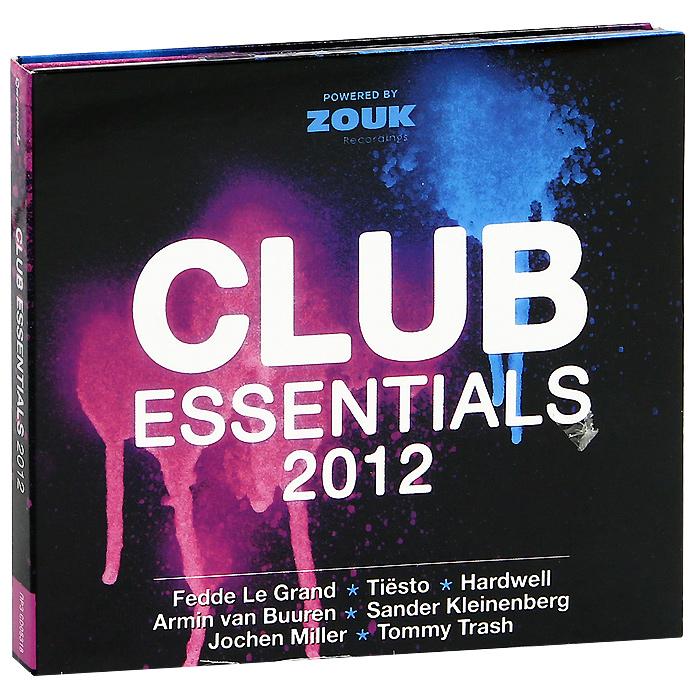 Club Essentials 2012 (2 CD) 2 Audio CD
