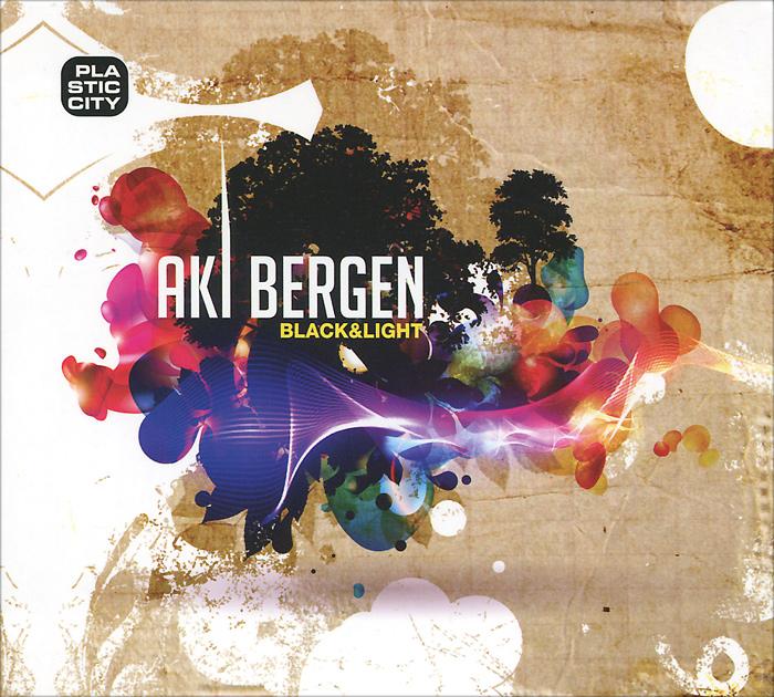 Aki Bergen. Black & Light 2012 Audio CD