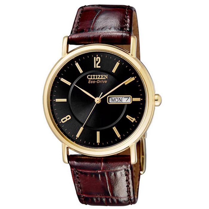 Наручные часы Citizen BM8243-05EEBM8243-05EEНаручные мужские часы Citizen BM8243-05EE. Данная модель имеет гибридный механизм Eco-Drive. Проходя через специальный светопроницаемый циферблат, свет попадает на высокочувствительный фотоэлемент, преобразующий его в энергию, которая аккумулируется в специальном накопителе и используется для питания кварцевого часового механизма.