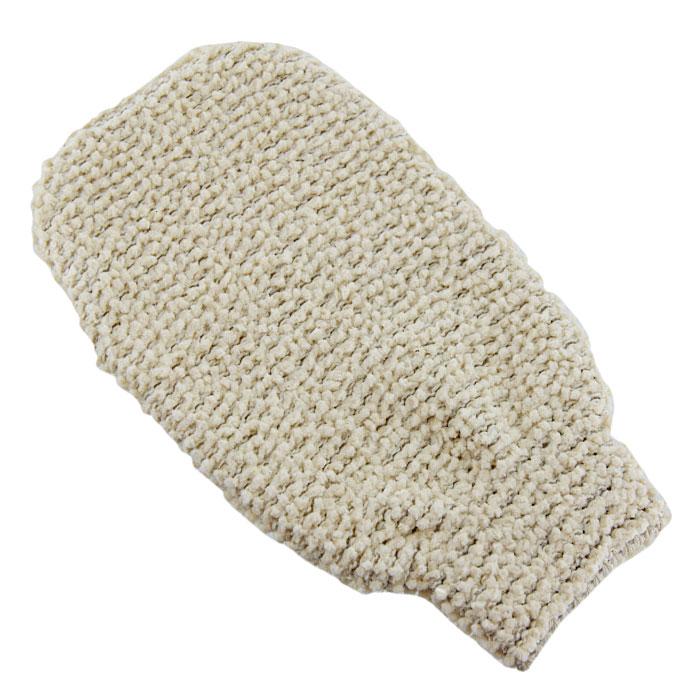 Мочалка-рукавица массажная Riffi. 409409Мочалка-рукавица Riffi идеально подходит для мытья тела, мягкого массажа и пилинга в душе. Рукавица из хлопкового шинила отличается особой мягкостью и при этом отлично удаляет ороговевшие чешуйки кожи, делая одновременно с пилингом и легкий массаж. Массаж тела с применением Riffi стимулирует кровообращение, активирует кровоснабжение и улучшает общее самочувствие. Благодаря отшелушивающему эффекту кожа освобождается от отмерших клеток, становится гладкой, упругой и свежей. Riffi регенерирует кожу, делает ее приятно нежной, мягкой и лучше готовой к принятию косметических средств. Приносит приятное расслабление всему организму. Борется со спазмами и болями в мышцах, предупреждает образование целлюлита и обеспечивает омолаживающий эффект. Моет легко и энергично. Быстро сохнет. Особая мягкость и биологически чистые материалы позволяют использовать мочалку для самой нежной и особо чувствительной кожи.