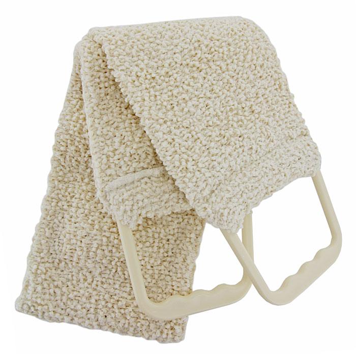 Мочалка-пояс Riffi, мягкая. 429429Мочалка-пояс Riffi используется для мягкого ухода за телом, обладает активным пилинговым действием, тонизируя, массируя и эффективно очищая вашу кожу. Мочалка из хлопкового шинила отличается особой мягкостью и при этом хорошо удаляет отмершие чещуйци кожи, делая одновременно с пилингом и легкий массаж. Для удобства применения пояс снабжен двумя пластиковыми ручками. Благодаря отшелушивающему эффекту мочалки-пояса, кожа освобождается от отмерших клеток, становится гладкой, упругой и свежей. Массаж тела с применением Riffi стимулирует кровообращение, активирует кровоснабжение, способствует обмену веществ, что в свою очередь позволяет себя чувствовать бодрым и отдохнувшим после принятия душа или ванны. Riffi регенерирует кожу, делает ее приятно нежной, мягкой и лучше готовой к принятию косметических средств. Приносит приятное расслабление всему организму. Борется со спазмами и болями в мышцах, предупреждает образование целлюлита и обеспечивает омолаживающий эффект. Особая...