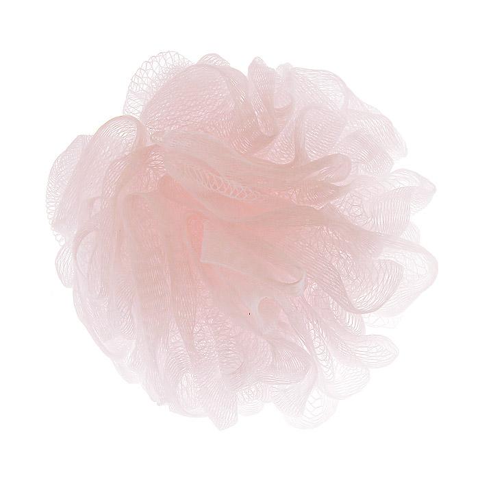 Riffi Мочалка-губка Массажный цветок, средняя, цвет: светло-розовый. 343343Мочалка-губка Riffi Массажный цветок не вызывает аллергии, имеет хорошие моющие и пилинговые свойства. Отлично моет, не повреждая кожу, подходит для чувствительной кожи. Легко мылится и смывается, дает обильную пену. Легкий массаж мочалкой в сочетании с моющим средством для тела способствует отдыху и релаксации.