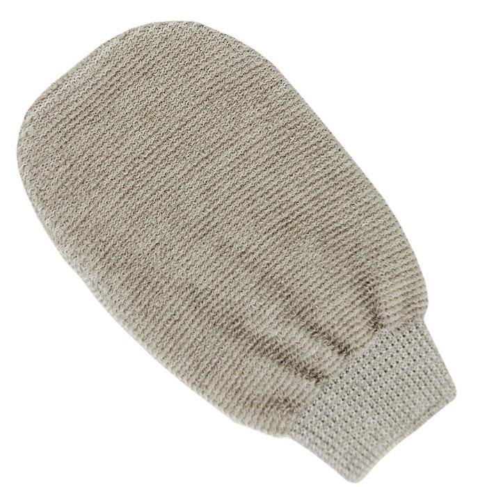 Мочалка-рукавица массажная Riffi413Мочалка-рукавица Riffi идеально подходит для мытья тела, массажа и пилинга в душе. Природная антибактерицидность волокна бамбука повышает гигиеничность массажа. Биоорганически выращенный лен обеспечивает отличный антицеллюлитное воздествие массажа, укрепляет соединительные ткани, оживляет кожу. Интенсивный и пощипывающе свежий массаж тела с применением Riffi стимулирует кровообращение, активирует кровоснабжение и улучшает общее самочувствие. Благодаря отшелушивающему эффекту кожа освобождается от отмерших клеток, становится гладкой, упругой и свежей. Riffi регенерирует кожу, она будет приятно нежной, мягкой и лучше готовой к принятию косметических средств. Приносит приятное расслабление всему организму. Борется со спазмами и болями в мышцах, предупреждает образование целлюлита и обеспечивает омолаживающий эффект. Моет легко и энергично. Быстро сохнет. Биологически чистые материалы предохраняют особо нежную и чувствительную кожу от раздражений при массаже. Характеристики:...