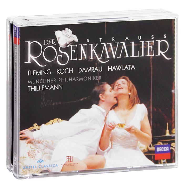 Christian Thielemann. Strauss. Der Rosenkavalier (3 CD)