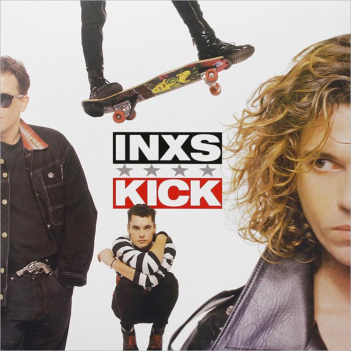 INXS. Kick (LP)