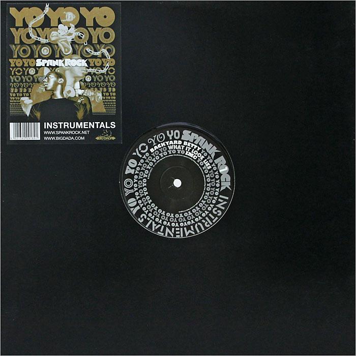 Spank Rock. Yoyoyoyoyoyoyo (2 LP)