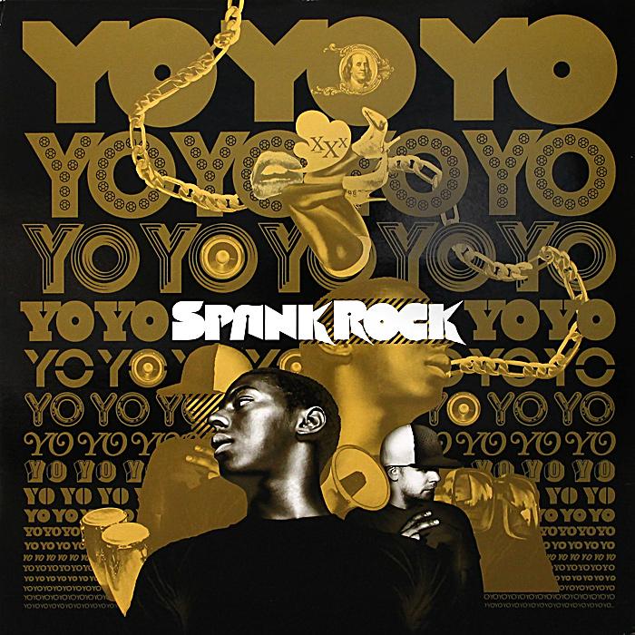 Spank Rock. Yoyoyoyoyo (2 LP)