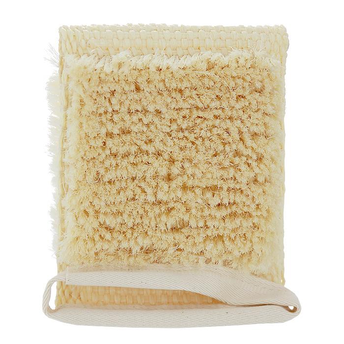 Мочалка-рукавица массажная Riffi, с щетиной. 141141Мочалка-рукавица Riffi с щетиной обладает активным антицеллюлитным эффектом и отличным пилинговым действием, тонизируя, массируя и эффективно очищая вашу кожу. Основа покрыта сизалевой щетиной, обеспечивающей антицеллюлитное и тонизирующее действие массажа на кожу, подкожный слой и мышцы. Применяется для сухого и влажного массажа. Благодаря отшелушивающему эффекту мочалки-рукавицы, кожа освобождается от отмерших клеток, становится гладкой, упругой и свежей. Интенсивный и пощипывающе свежий массаж тела с применением Riffi стимулирует кровообращение, активирует кровоснабжение, способствует обмену веществ, что в свою очередь позволяет себя чувствовать бодрым и отдохнувшим после принятия душа или ванны. Riffi регенерирует кожу, делает ее приятно нежной, мягкой и лучше готовой к принятию косметических средств. Приносит приятное расслабление всему организму. Борется со спазмами и болями в мышцах, предупреждает образование целлюлита и обеспечивает омолаживающий эффект. Натуральные...