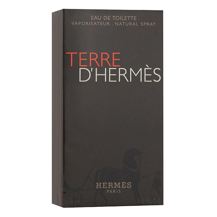 "Hermes Туалетная вода ""Terre D'Hermes"", 100 мл 08046"