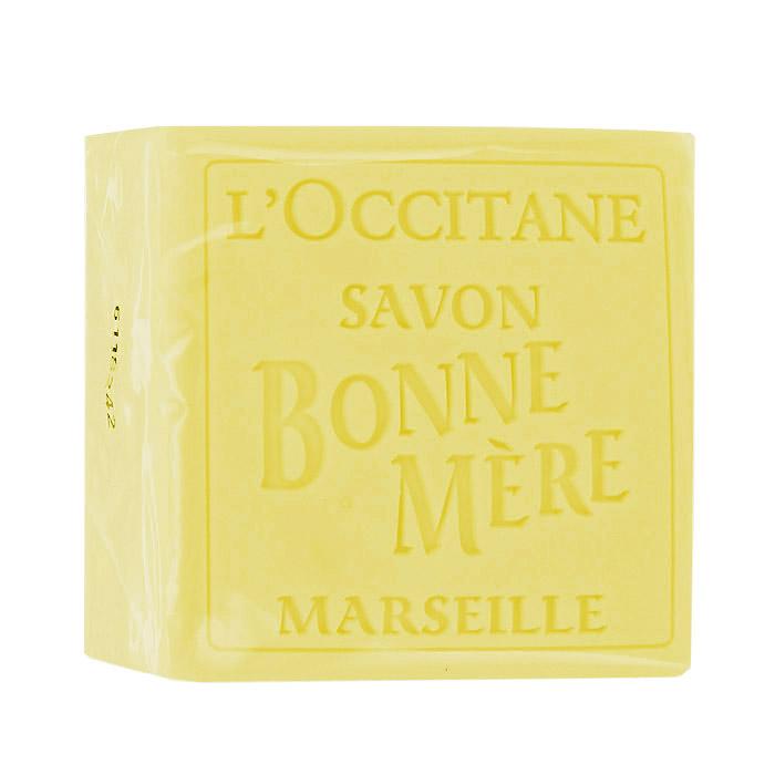 LOccitane Медовое Мыло BONNE MERE 100гр239865Мыло LOccitane, обогащенное медом из Прованса, бережно очищает и смягчает кожу, не пересушивая ее. Средство прошло дерматологический контроль. Гипоаллергенная формула.