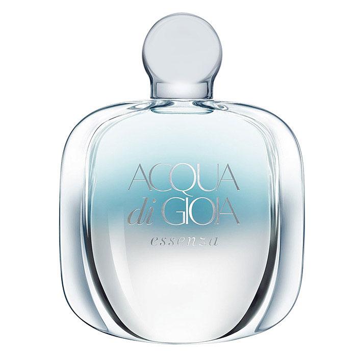 Giorgio Armani Acqua Di Gioia Essenza. Парфюмерная вода, женская, 50 млL2722900Аромат Giorgio Armani Acqua Di Gioia Essenza анонсирован, как более сложный и насыщенный запах, чем классическая версия парфюма. В основе Acqua Di Gioia Essenza лежит водянистая, цветочно-древесная композиция, но в отличие от оригинальной версии аромат стал более сложным, чувственным и интенсивным. Классификация аромата : древесный, цветочный. Верхние ноты: лайм, листья голубой мяты, мадагаскарский розовый перец. Ноты сердца: жасмин, иланг-иланг, шафран. Ноты шлейфа: виргинский кедр, коричневый сахар, кашмеран. Ключевые слова Возвышенный, свежий, чувственный, насыщенный!