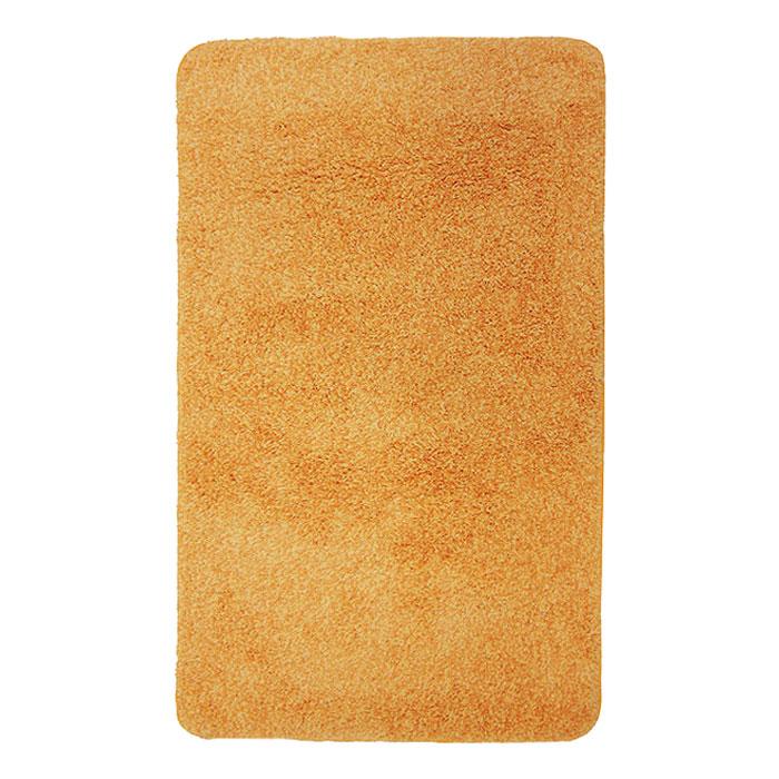 Коврик для ванной комнаты Gobi, цвет: оранжевый, 60 х 90 см1012531Коврик для ванной комнаты Gobi оранжевого цвета выполнен из полиэстера высокого качества. Прорезиненная основа коврика позволяет использовать его во влажных помещениях, предотвращает скольжение коврика по гладкой поверхности, а также обеспечивает надежную фиксацию ворса. Коврик добавит тепла и уюта в ваш дом. Характеристики: Материал: 100% полиэстер. Цвет: оранжевый. Размер: 60 см х 90 см. Производитель: Швейцария. Изготовитель: Китай. Артикул: 1012531.