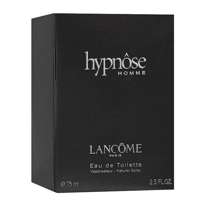 Lancome Hypnose Homme. Туалетная вода, 75 мл10218Мужественный и соблазнительный аромат Lancome Hypnose Homme, в сердце которого звучит прованская лаванда, окруженная соблазнительным восточно-цветочным букетом. Максимально яркий и открытый аромат вместе с тем несет в себе тайну. Он чарует и покоряет. Hypnose Homme подчеркивает индивидуальность своего обладателя и подчеркивает его природное очарование. Классификация аромата : восточный, древесный, цитрусовый. Верхние ноты: бергамот, кардамон, мандарин, зеленая мята. Ноты сердца: лаванда. Ноты шлейфа: мускус, пачули, амбра. Ключевые слова : Волнующий, индивидуальный, сильный, харизматичный! Характеристики: Объем: 75л. Производитель: Франция. Туалетная вода - один из самых популярных видов парфюмерной продукции. Туалетная вода содержит 4-10% парфюмерного экстракта. Главные достоинства данного типа продукции заключаются в...