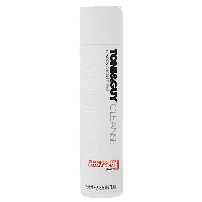 Шампунь восстанавливающий TONI&GUY Cleanse. Для поврежденных волос, 250 мл50100015Шампунь восстанавливающий TONI&GUY Cleanse. Для поврежденных волос восстанавливает и наполняет жизнью тусклые, поврежденные волосы. Многочисленные эксперименты с прической нередко приводят к тусклости и ломкости волос. Чтобы вернуть волосам естественный блеск, здоровый и ухоженный вид, стоит использовать средства, обеспечивающие глубокое питание и восстановление. И Вы вновь сможете экспериментировать со стилем. Используйте в сочетании с увлажняющим кондиционером TONI&GUY Cleanse. Для поврежденных волос . Чтобы обеспечить более глубокое, интенсивное восстановление, попробуйте восстанавливающую маску TONI&GUY Nourish. Глубокое питание . Сделайте свой стиль ярче и придайте завершенность своему образу, воспользовавшись одной из четырех стайлинговых коллекций: Casual, Classic, Glamour и Creative. Характеристики: Объем: 250 мл. Производитель: ...