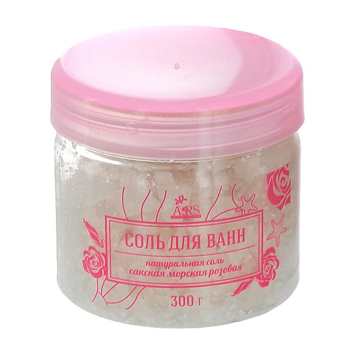 Соль для ванн Арома Роял Системс Сакская розовая, натуральная, 300 гАРС-817Натуральная крупнокристаллическая соль Арома Роял Системс Сакская розовая бледно-розового цвета, смесь минералов и микроэлементов содержит большое количество магния и марганца. Соль улучшает кровообращение и обмен веществ. Эффективно очищает кожу, повышают ее эластичность и тургор. Сакская соль благотворно влияет на сердечно-сосудистую систему. Минеральные ванны с этой солью великолепно снимают стресс, раздражительность и усталость, облегчают мышечные, суставные и ревматические боли. Характеристики: Вес: 300 г. Производитель: Россия. Товар сертифицирован.