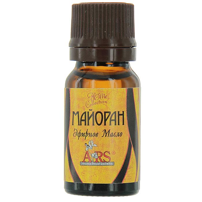 Эфирное натуральное масло Арома Роял Системс Майоран, 10 млАРС-605Эфирное натуральное масло Арома Роял Системс Майоран обладает вечерним, теплым, сладковато-терпким ароматом. Применение: при насморке, воспалении пазух носа, хроническом тонзиллите, активный спазмолитик, быстро устраняет спазмы сосудов, обезболивает и устраняет отеки при невралгиях и остеохондрозе, афродизиак, обостряет чувства и реакции. Воздействие на эмоциональную сферу: устраняет неврастению, беспокойство, придает чувство бодрости, помогает при бессоннице. Биоэнергетика: помогает избавиться от негативных установок по отношению к себе, быстро восстанавливает душевные силы, заражает жаждой жизни, позволяет спокойно и быстро добиваться своей цели. Косметический эффект: смягчает загрубевшие участки кожи, обновляет клетки кожи, удаляет мозоли, бородавки, очищает, сужает поры, используется при кератозах. Характеристики: Объем: 10 мл. Производитель: Россия. Товар сертифицирован.