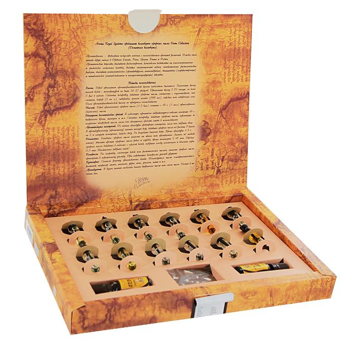 Подарочный набор натуральных эфирных масел Арома Роял Системс