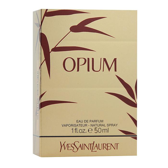 Yves Saint Laurent Opium. Парфюмерная вода, женская, 50 млL0815403YSL Opium lady edp 50 ml Характеристики: Производитель: ФРАНЦИЯ. Артикул: . Товар сертифицирован.