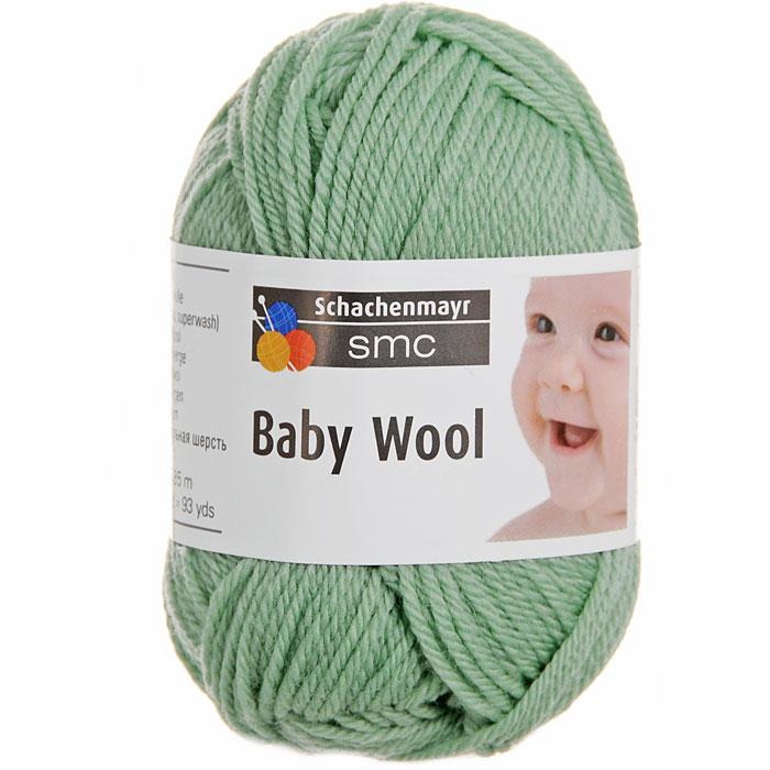 Детская пряжа для вязания Baby Wool, цвет: Weide / Зеленый (00073), 85 м, 25 г9807396-00073Детская пряжа для вязания Baby Wool изготовлена из очень мягкой и высококачественной натуральной шерсти зеленого цвета. Моточки специально выпускаются по 25 г, что вполне достаточно для вязания одежды младенцу. Из пряжи Baby Wool получается тонкий, но очень теплый трикотаж для ребенка. Возможна легкая машинная стирка. Цветовая палитра включает в себя цветовые комбинации, которые подходят как для мальчиков, так и для девочек.