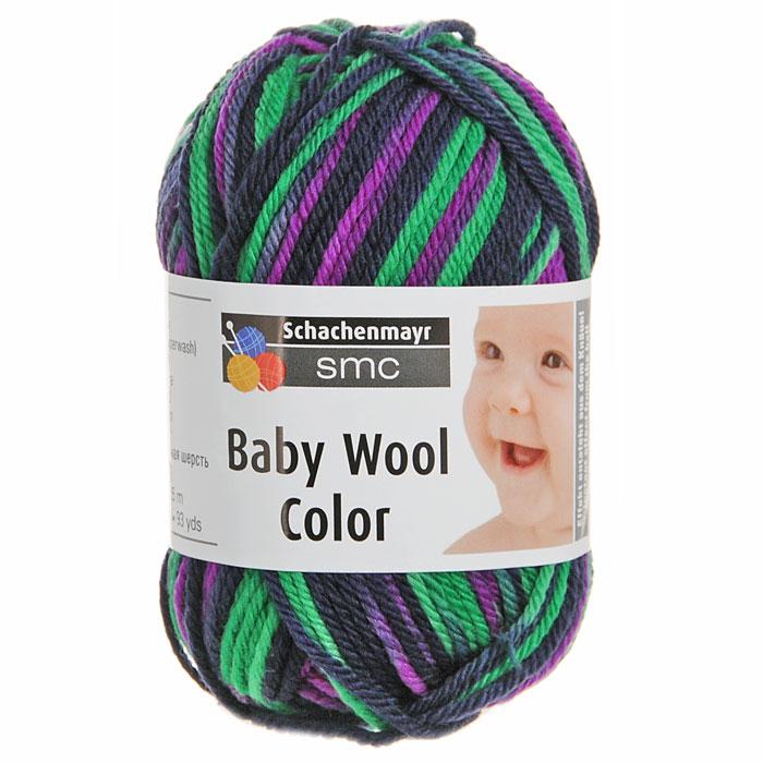 Детская пряжа для вязания Baby Wool Color, цвет: Passion / Пассион (00184), 85 м, 25 г9807516-00184Детская пряжа для вязания Baby Wool Color изготовлена из шерсти мериноса, благодаря чему она экологична, натуральна, прочна и долговечна. Данная пряжа выполнена из особой породы овец, имеющей самые тонкие и длинные волокна. Моточки специально выпускаются по 25 г, что вполне достаточно для вязания одежды младенцу. Цветовая палитра включает в себя цветовые комбинации, которые подходят как для мальчиков, так и для девочек.