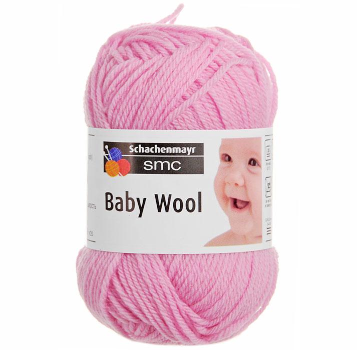 Детская пряжа для вязания Baby Wool, цвет: Rosa / Розовый (00035), 85 м, 25 г9807396-00035Детская пряжа для вязания Baby Wool изготовлена из очень мягкой и высококачественной натуральной шерсти розового цвета. Моточки специально выпускаются по 25 г, что вполне достаточно для вязания одежды младенцу. Из пряжи Baby Wool получается тонкий, но очень теплый трикотаж для ребенка. Возможна легкая машинная стирка. Цветовая палитра включает в себя цветовые комбинации, которые подходят как для мальчиков, так и для девочек.