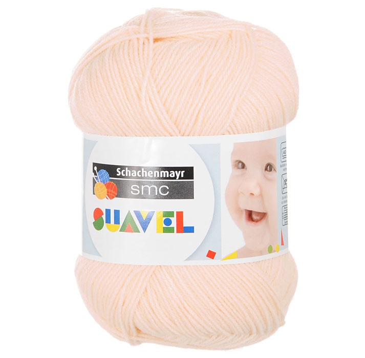 Детская пряжа для вязания Suavel, цвет: Pfirsich / Персиковый (07519), 366 м, 50 г9814876-07519Пряжа для вязания Suavel изготовлена из 100% полиакрила персикового цвета. Пряжа обладает антибактериальными свойствами, поэтому детская одежда будет всегда оставаться чистой и свободной от микробов. Антибактериальная защита сохраняется даже после многократных стирок. Богатая цветовая палитра позволит выбрать как классические цвета, так и более насыщенные.