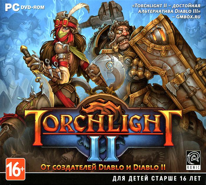 Torchlight II, 1С-СофтКлаб / Runic Games