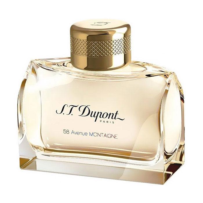 "S.T. Dupont Парфюмерная вода ""58 Avenue Montaingne Pour Femme"", 50 мл 11521"