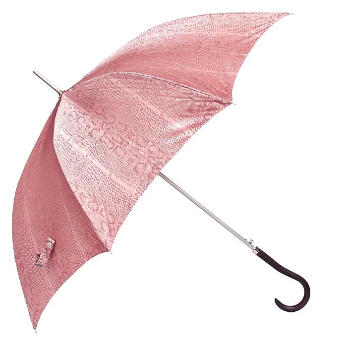 Зонт-трость женский Edmins, полуавтомат, цвет: розовый. 505 68505 68Стильный полуавтоматический зонт-трость Edmins, каркас которого выполнен из восьми металлических спиц, а купол - из полиэстера, защитит вас в ненастную погоду. Зонт имеет удобную рукоятку закругленной формы, изготовленную из дерева. Зонт-трость Edmins имеет полуавтоматический механизм сложения: купол открывается нажатием кнопки на рукоятке, а закрывается вручную до характерного щелчка.