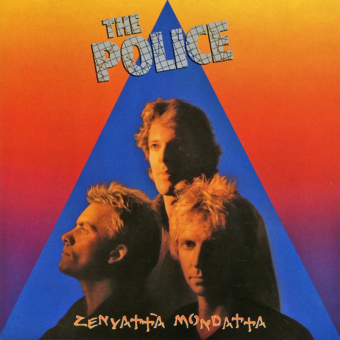 The Police. Zenyatta Mondatta (SACD)