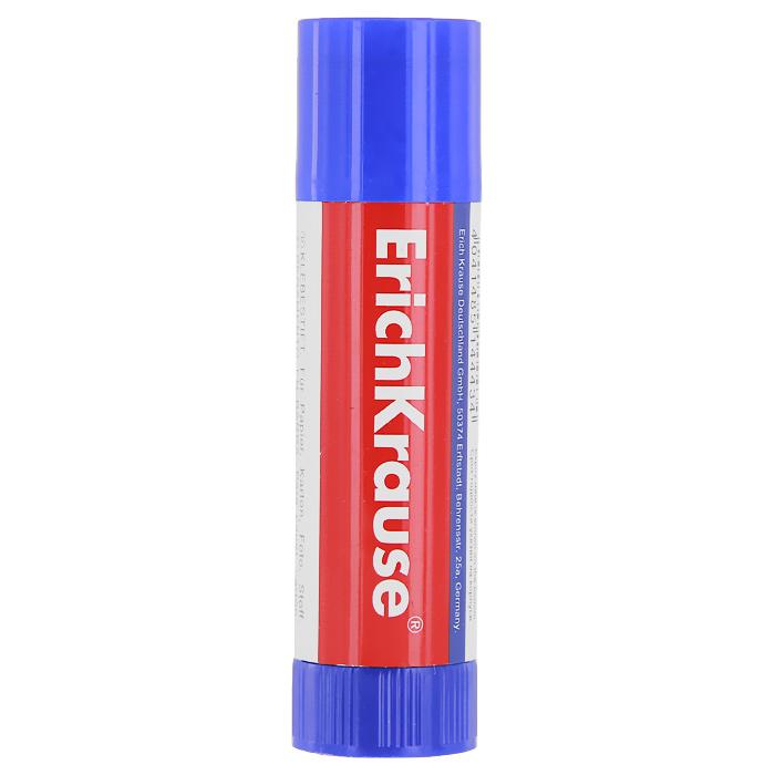 Клей-карандаш Erich Krause, 36 г14443Клей-карандаш Erich Krause идеально подходит для склеивания бумаги, картона, фотографий и ткани. Выкручивающийся механизм обеспечивает постепенное выдвижение клеящего стержня из пластикового корпуса. Клей-карандаш быстро сохнет, не оставляет следов после высыхания, не содержит растворителей. Характеристики: Объем клея: 36 г. Размер упаковки: 3 см х 3 см х 12 см.