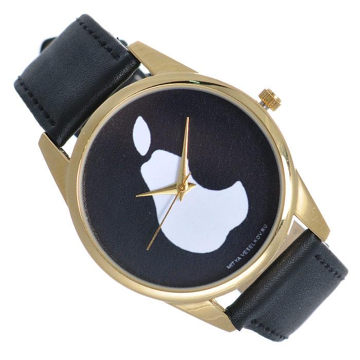 Часы Mitya Veselkov Груша. Gold-26