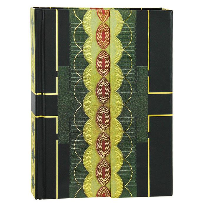 """Дневник для записей Lo Scarabeo """"Классический"""" с магнитным клапаном, 224 страниц. JOU14"""