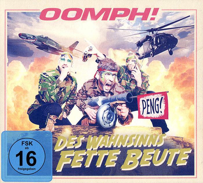 Издание содержит 16-страничный буклет с фотографиями и текстами песен на немецком языке.