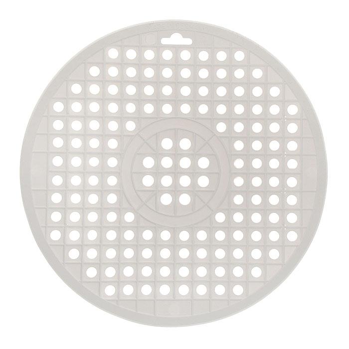 Коврик для раковины Metaltex, цвет: белый, диаметр 32 см28.75.32Круглый коврик для раковины Metaltex, выполненный из резины, защитит вашу посуду во время мытья от боя при падения в раковину. Характеристики: Материал: резина. Диаметр коврика: 32 см. Производитель: Германия. Артикул: 28.75.32.