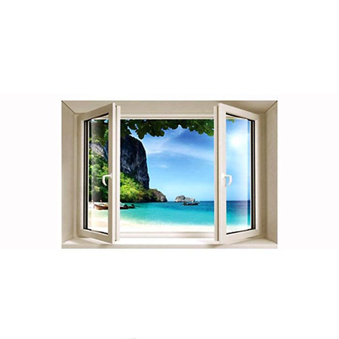 Украшение для стен и предметов интерьера с 3D эффектом Window Райский островSKU-595Декоративные наклейки на стену Nisha - это прекрасный способ обновить интерьер в гостиной, детской комнате, спальне, столовой или офисных помещениях. Уникальный дизайн с элементами оптической иллюзии создается на основе обычных фотографий. Для достижения трехмерного эффекта объекты «помещают» внутрь ниш с помощью специального программного обеспечения. Наклейки можно использовать на следующих поверхностях: обои, окрашенные стены, стекло, дерево, пластик и др. Главное требование - поверхность обязательно должна быть ровной. Использование на обоях с фактурной поверхностью возможно только с применением дополнительных склеивающих средств. Рекомендации по выбору стены: - Для получения максимального эффекта лучше всего выбрать стену, которая будет просматриваться с расстояния не менее 3 м. - Поверхность должна быть гладкой, сухой и чистой от загрязнений и пыли. - В случае если вы наклеиваете несколько наклеек рядом, то расстояние между ними должно быть...