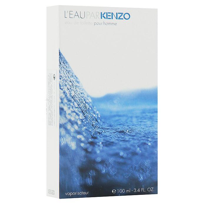 Kenzo Туалетная вода LEau Par Kenzo Pour Homme, 100 мл