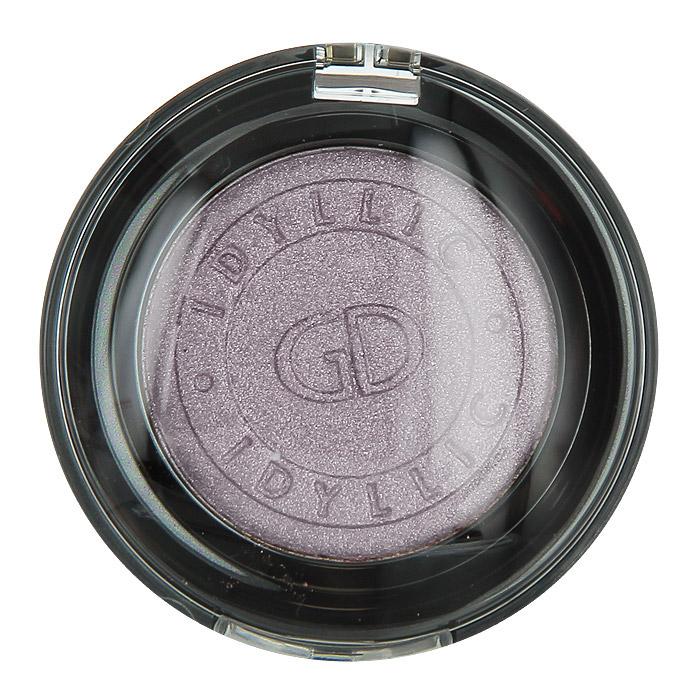 GA-DE Тени для век Idyllic Metallic, тон №80, цвет: silver lilac, 2,3 г191600080Тени для век GA-DE Idyllic Metallic придадут шелковистый блеск и нежный металлический отлив. При использовании влажного аппликатора достигается более интенсивный тон. Тени содержат комплекс Symvital в который входят компоненты anti-aging для повышения упругости кожи, а также витамины-антиоксиданты (А, В и Е), которые защищают и восстанавливают кожу.
