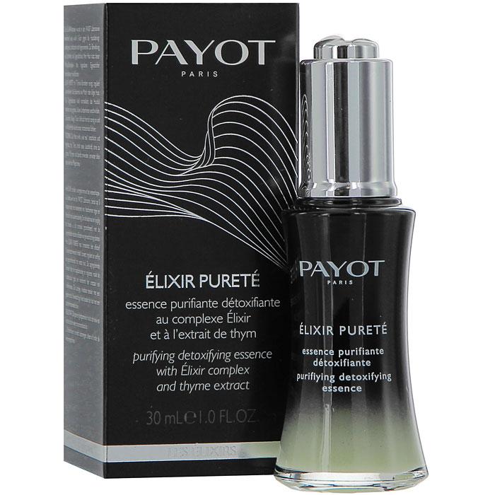 Payot Эликсир для очищения и выведения токсинов Elixirs Purete, для нормальной и жирной кожи, 30 мл65057930Эликсир для очищения и выведения токсинов Payot Elixirs Purete предназначен для нормальной и жирной кожи. Этот невесомый эликсир сочетает легкую текстуру и исключительную точность действия и предназначена для женщин, чья кожа нуждается в очищении, регулировании работы сальных желез, совершенствовании. Средство возвращает коже сияние, матовость, и, прежде всего, красоту и здоровье. Кожа выглядит, как новая, становится чистой, гладкой и матовой, а цвет лица - здоровым. Волшебство сказочной формулы обеспечивает 3 взаимодополняющих и направленных действия: Очищение: тщательно удаляет загрязнения кожи. Регулирование: регулирует и уменьшает выработку себума, в тоже время защищает гидролипидную пленку кожи и предотвращает появление несовершенств. Совершенствование: сужает поры, разглаживает поверхность кожи и совершенствует ее текстуру. Способ применения: утром и вечером, отдельно или перед нанесением крема по уходу за кожей.