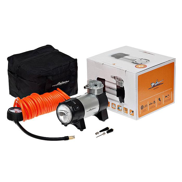 Автомобильный компрессор Airline Professional с фонарем. CA-035-03