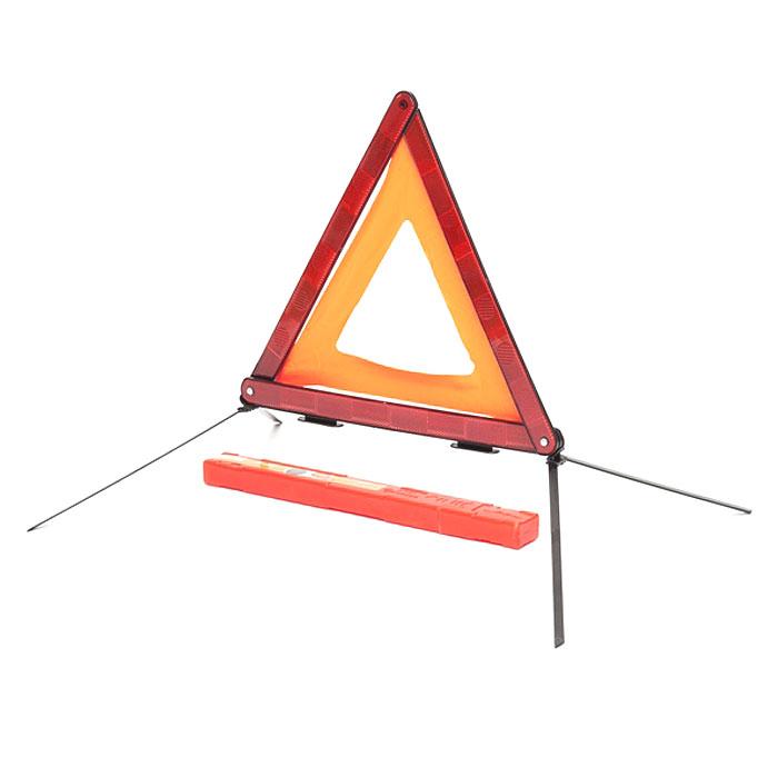 Знак аварийной остановки Airline с усиленным корпусом. AT-02AT-02Знак аварийной остановки применяется для обозначения транспортного средства при вынужденной остановке. Необходим для комплектования каждого автомобиля. Знак аварийной остановки с дополнительно усиленным основанием для более долгой службы, соответствует ГОСТ Р и всем международным стандартам. Знак обладает хорошей видимостью для участников дорожного движения. Особенности знака: оснащен светоотражающими элементами безопасный, компактный пластиковый чехол для хранения знака в комплекте. Характеристики: Материал: пластик, маталл. Высота: 38 см. Размер упаковки: 42,5 см х 4,5 см х 3 см. Артикул: AT-02.