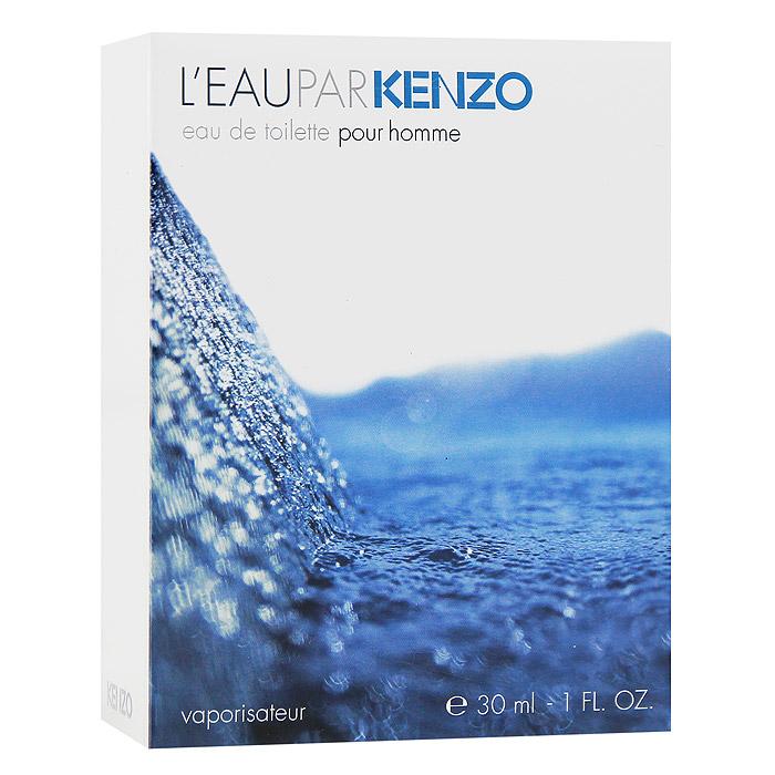 Kenzo Туалетная вода LEau Par Kenzo Pour Homme, 30 мл20878Мужская туалетная вода-спрей Kenzo LEau Par Kenzo Pour Homme - это прозрачная свежесть и легкое прохладное дыхание водной стихии. Освежающий и гармоничный аромат начинается с тонких озоновых ноток, смешанных с искрящимся аккордом экзотического апельсина юзу. Классификация аромата : ароматический. Пирамида аромата : Верхние ноты: озоновые нотки, юзу. Ноты сердца: водяной перец, лотос. Ноты шлейфа: зеленый перец, белый мускус. Ключевые слова Живой, мужественный, прохладный, свежий! Туалетная вода - один из самых популярных видов парфюмерной продукции. Туалетная вода содержит 4-10% парфюмерного экстракта. Главные достоинства данного типа продукции заключаются в доступной цене, разнообразии форматов (как правило, 30, 50, 75, 100 мл), удобстве использования (чаще всего - спрей). Идеальна для дневного использования. Товар сертифицирован. ...