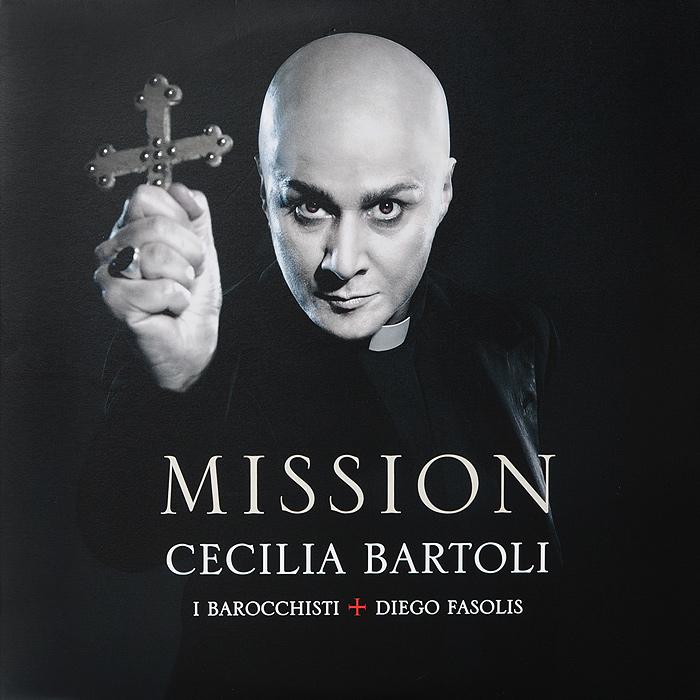 Cecilia Bartoli. Mission (2 LP)
