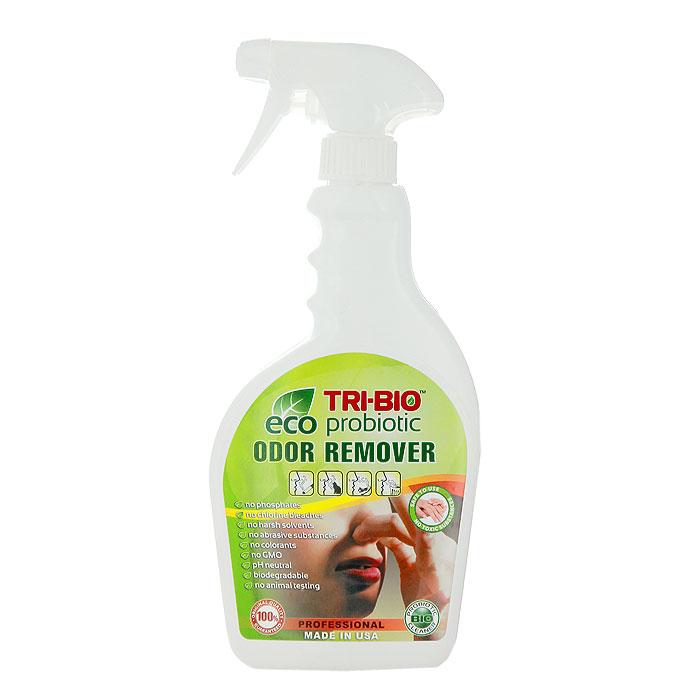 Биосредство для удаления неприятных запахов