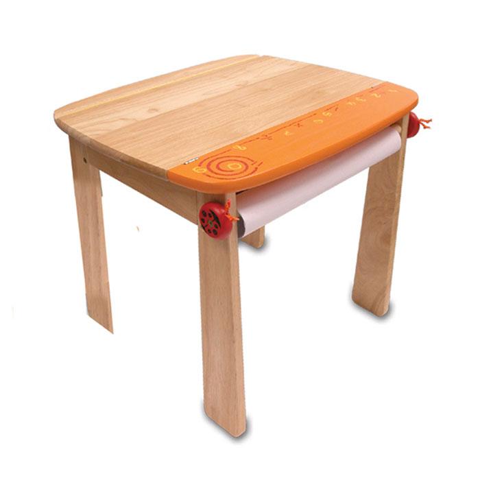 """Стол для рисования """"Gulliver"""", цвет: оранжевый, Im toy"""