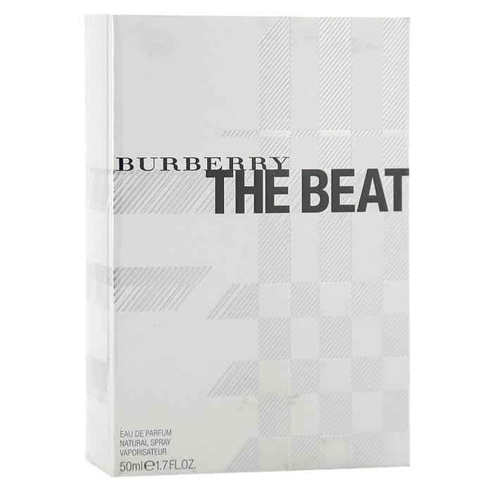 Burberry Парфюмерная вода The Beat, 50 мл