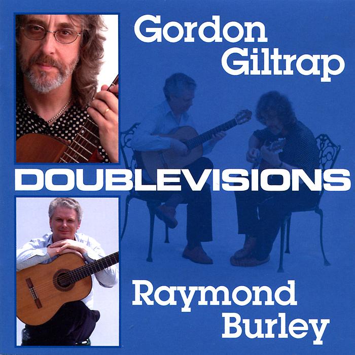 Gordon Giltrap. Double Visions